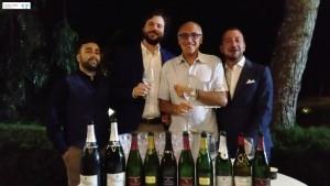 Loris Prisciano, Alessandro Federzioni e Luca Boccoli