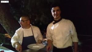 Chef Alessandro Guarino