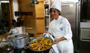 Chef Angela Francese