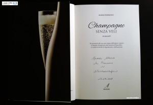 Champagne senza veli - Mario Federzoni