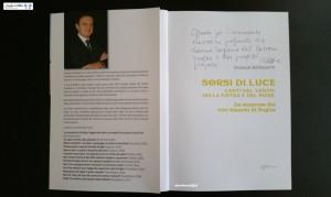 Sorsi di Luce - Giuseppe Baldassarre (dedica)