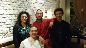 Chef Max, Federico e Maurizio