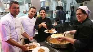 Chefs Vicky, Mantu e Teresa