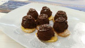 Dolcetti cioccolato e castagne