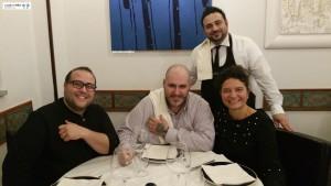 Chef Saverio, Basilio Tatti e Giuseppe