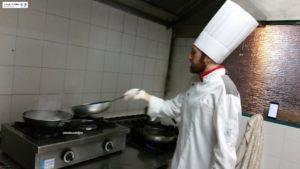 Chef Salvatore Guerrieri