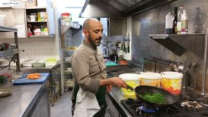 Chef Antonio Spadone