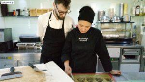 Pastry Chef Lorenzo Luca