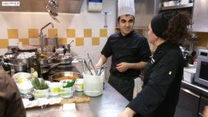 Chef Claudio Lica