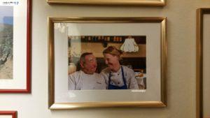 Chef Giorgio Soave e Judy