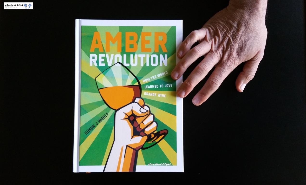 Amber Revolution – Simon J. Woolf