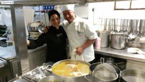 Clinica Gastronomica Arnaldo - Chef Roberto Bottero