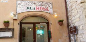 Ristorante Della Rosa - Sirolo (An)