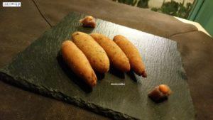 Crocchette di patate alla menta