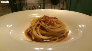 Spaghetti ai ricci di mare