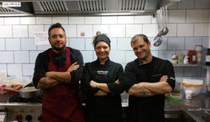 Chef Giudo Grasso e Matteo