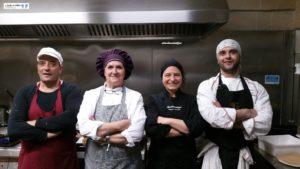 Anna Maria Leomanni e Chef Roberto Colluto