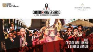 87 Cantinanniversario - Produttori di Manduria (Ta)