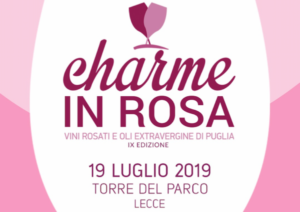 Charme in Rosa 2019 - Torre del Parco Lecce