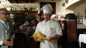 Chef Roberto Bottero