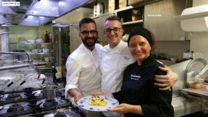 Chefs Alessio Rocci e Pietro Ferri