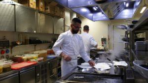 Sous Chef Alessio Rocci