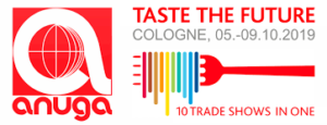 Anuga 2019 - Colonia - Germania