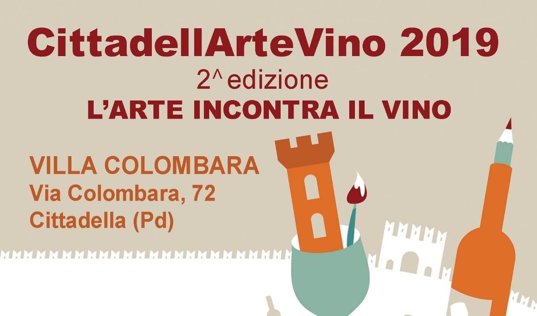 CittadellArteVino, Villa Colombara 2^ ed. – Cittadella (PD)