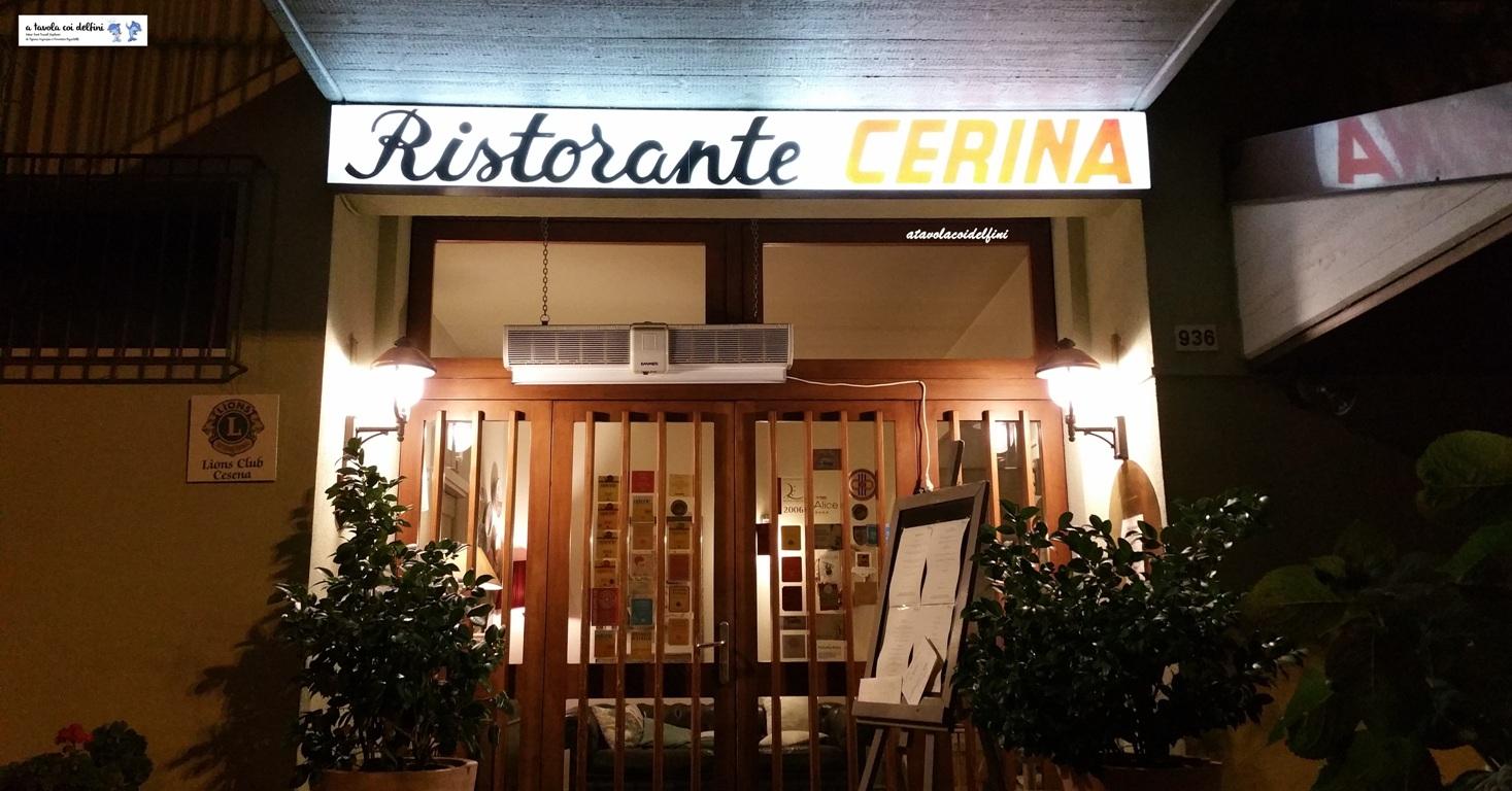 Osteria Cerina – San Vittore (FC)