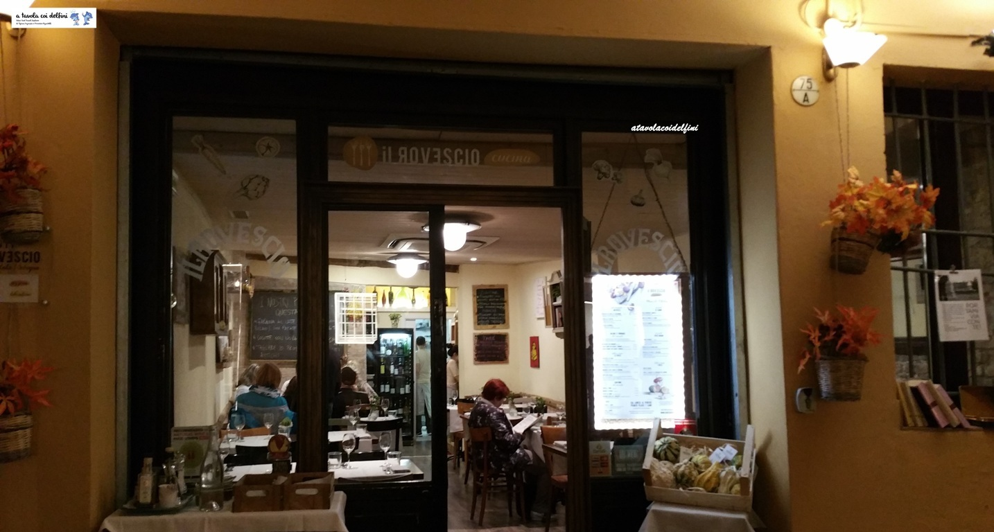 """Osteria """"Il Rovescio"""" – Bologna (Pratello)"""