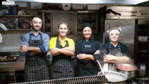 Gianpaolo, Stella e Sig.ra Pina