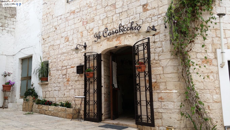 """Trattoria """"Il Casalicchio"""" – Castellana Grotte (Ba)"""