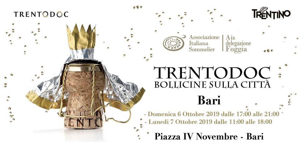 Trento Doc – Teatro Margherita (Bari)
