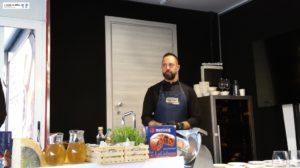 Chef Igor Peresson
