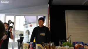Chef Mattjas Sinigoi