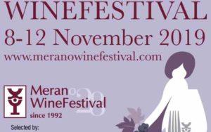 Merano Wine Festival 2019 - Merano (Bz)