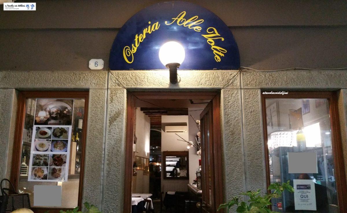 "Osteria ""Alle Volte"" – Udine"