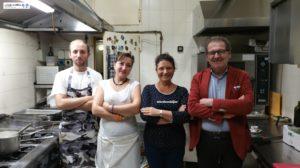 Chefs Dourata, Elidon e Claudio Trinco