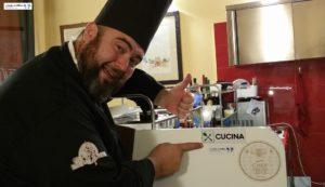 Chef Giovanni Maria Ragazzi