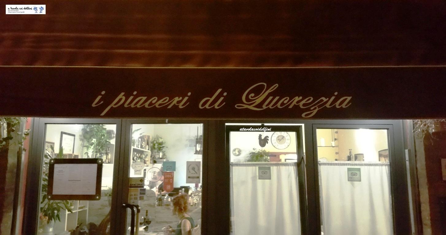 """Osteria """"I Piaceri di Lucrezia"""" – Ferrara"""