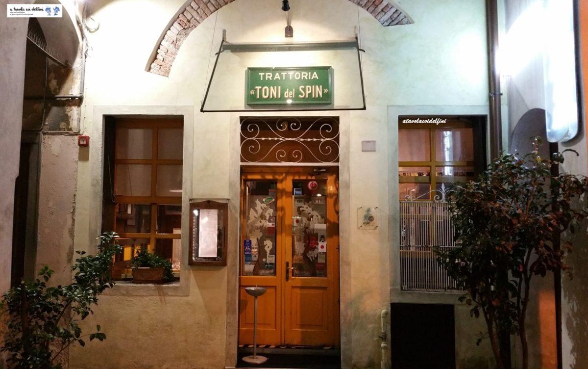 """Trattoria """"Toni del Spin"""" – Treviso"""