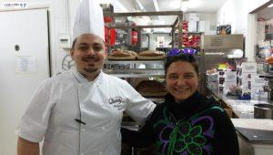 Pastry Chef Pietro Netti