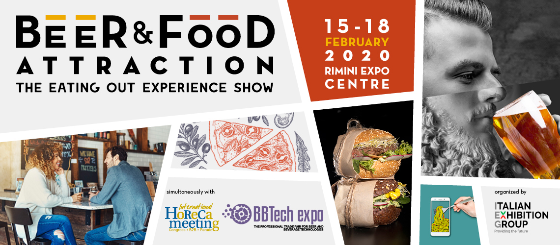 Beer&Food Attraction 2020 – Rimini