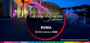 I Migliori Vini Italiani 2020 Luca Maroni - Roma