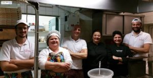 Ruggero, Veronica Eric, Chef Fabiola e Davide