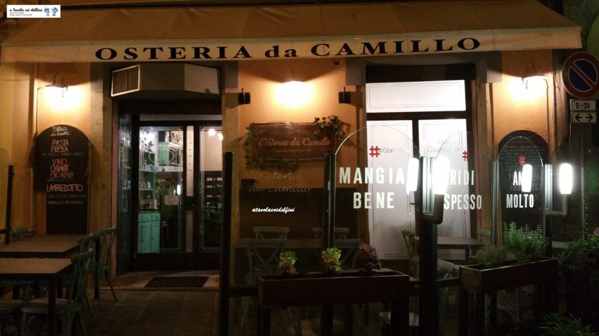 Osteria da Camillo – Poggibonsi (Si)