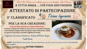 Premio della Critica - Food&Passion