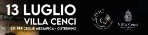 Chic 2020 - Villa Cenci - Ceglie Messapica (Br)