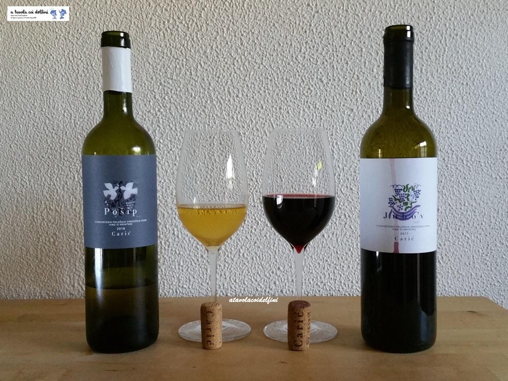 Posip 2018 e Jubo'v 2017 – Vina Caric – Croazia