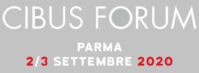 Rilancio dell'agroalimentare – Parma Cibus Forum – Settembre 2020